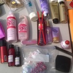 Lot of lotions/sprays/nails is being swapped online for free