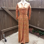 Gorgeous Asian-theme Dress (M) is being swapped online for free