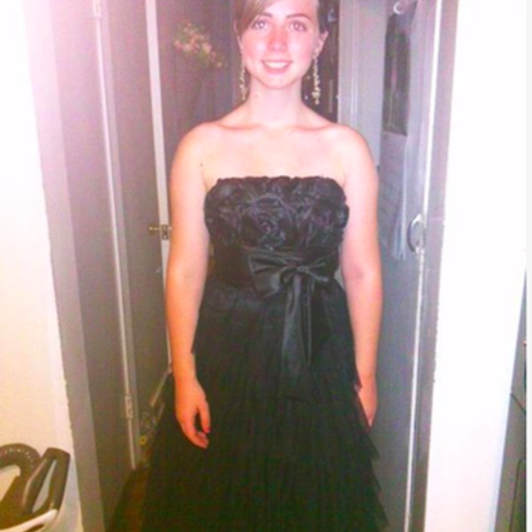 Black Prom Dress (3) is being swapped online for free