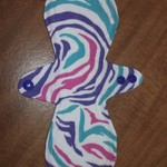 Reusable Menstrual Cloth Pads - Petite Pads is being swapped online for free