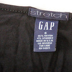 GAP stretch black top is being swapped online for free