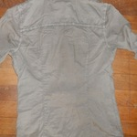 SOLD Guess Jeans Button Down Tan Casual Shirt XS is being swapped online for free