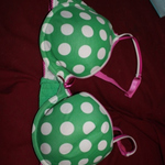 polka dot bra sz38d is being swapped online for free