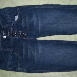 Size 1 denim jeans pant is being swapped online for free