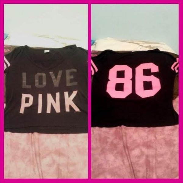 VS PINK older style v-neck is being swapped online for free
