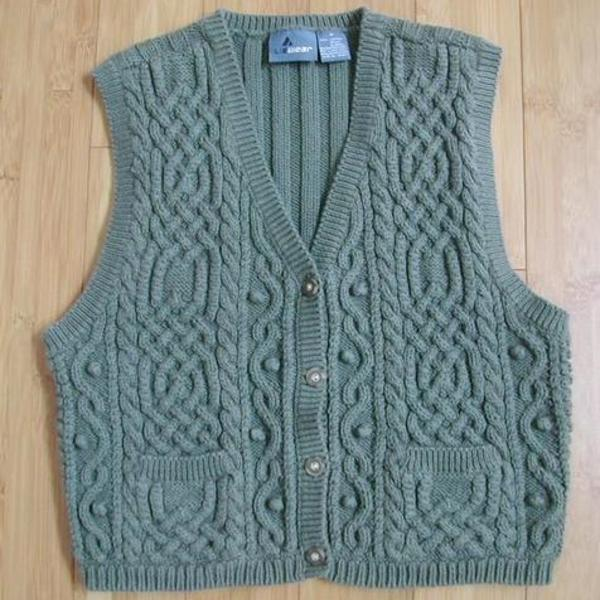 LizWear Knitted Sweater Vest is being swapped online for free