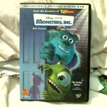 2 DISC COLLECTORS SERIES monsters inc. is being swapped online for free