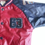 Boys Kids Toddler Leather Jacket 4t is being swapped online for free