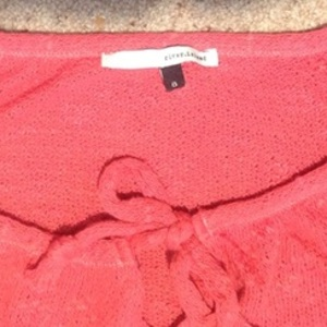 River Island Pink Tie - Neck Top - Size UK 6.  is being swapped online for free