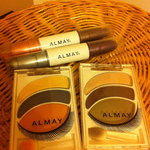 Almay eyeshadow lot - for green or hazel eyes is being swapped online for free