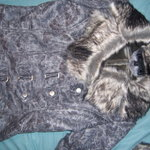 LARGE fur coat jacket NEW is being swapped online for free