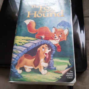 Fox and Hound VHS is being swapped online for free