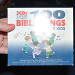 100 kids bible songs (3 cds) is being swapped online for free