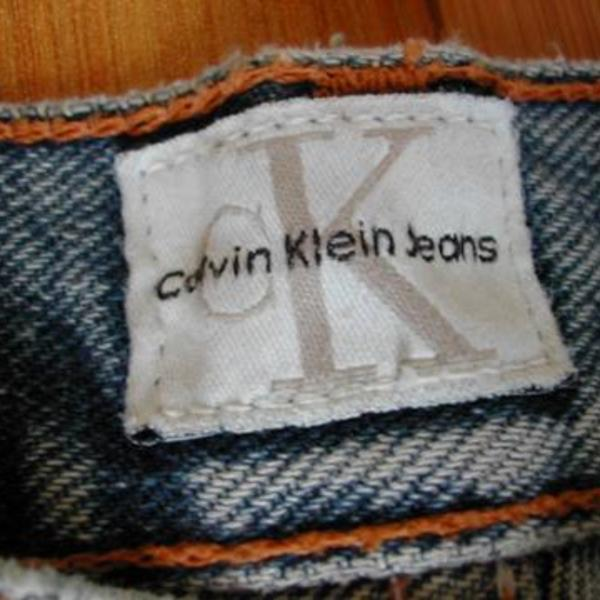*Calvin Klein Jeans is being swapped online for free