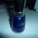 Revlon blue quick dry nail varnish tested  UK is being swapped online for free
