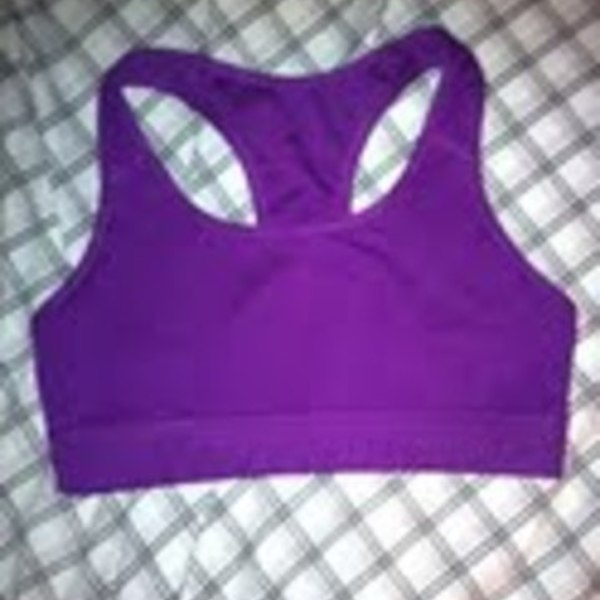 NIKE purple sports bra is being swapped online for free