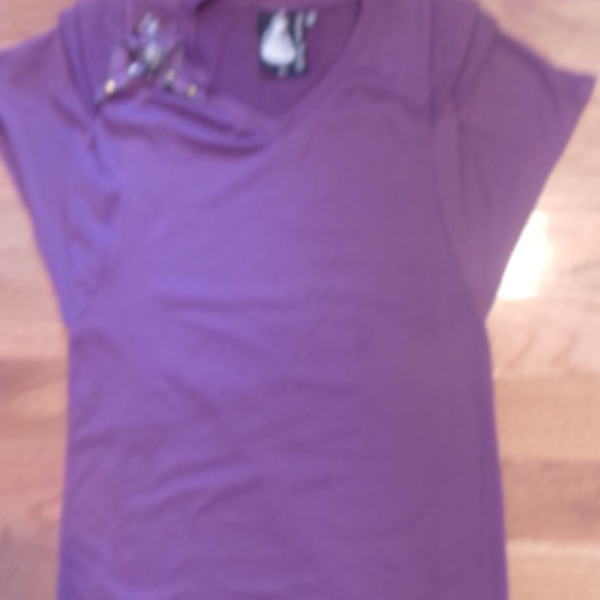 F21 Purple Top is being swapped online for free