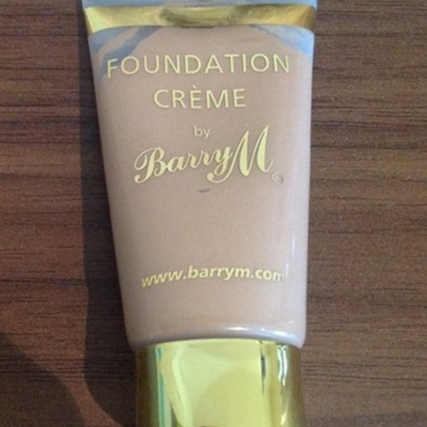 Barry M Foundation Creme - golden shade, 30 ml. is being swapped online for free