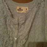 Grey Hollister Lace Crop Tank is being swapped online for free
