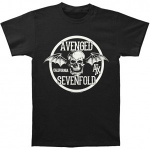 Avenged Sevenfold Band T-Shirt is being swapped online for free