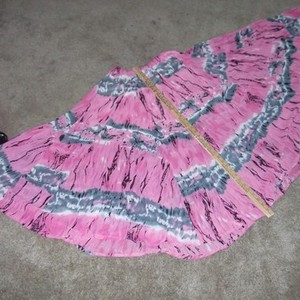 Beautiful Hippie Skirt is being swapped online for free