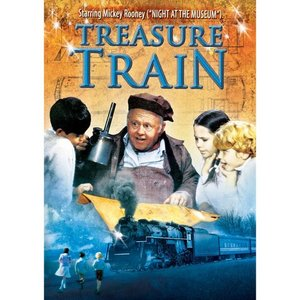Treasure Train dvd new is being swapped online for free