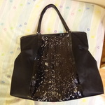 Large Glamorous Sequin Tote Bag is being swapped online for free