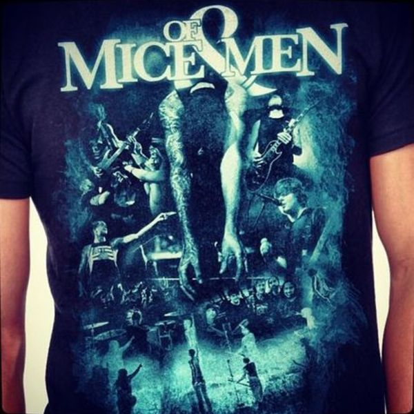 Of Mice & Men Band T-Shirt is being swapped online for free