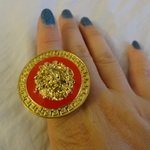 Gorgeous Vintage-like Ring is being swapped online for free