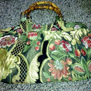 SUPER CUTE TALBOTS FLORAL PURSE is being swapped online for free