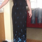 Slinky Maxi Dress is being swapped online for free