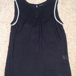 River Island Black - Crochet Tank Top, Size UK 6.  is being swapped online for free