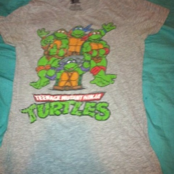 TMNT tshirt is being swapped online for free