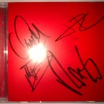 Autographed Red Until We Have Faces CD is being swapped online for free