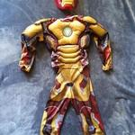 Ironman Costume (Size 4-6) is being swapped online for free