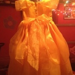 Beauty and the Beast Dress 3t is being swapped online for free