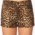 New Leopard Studded shorts is being swapped online for free