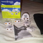 Travel Adapter Plug Set is being swapped online for free