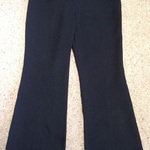 Black Satin Palazzo Trousers - Size UK 12. is being swapped online for free