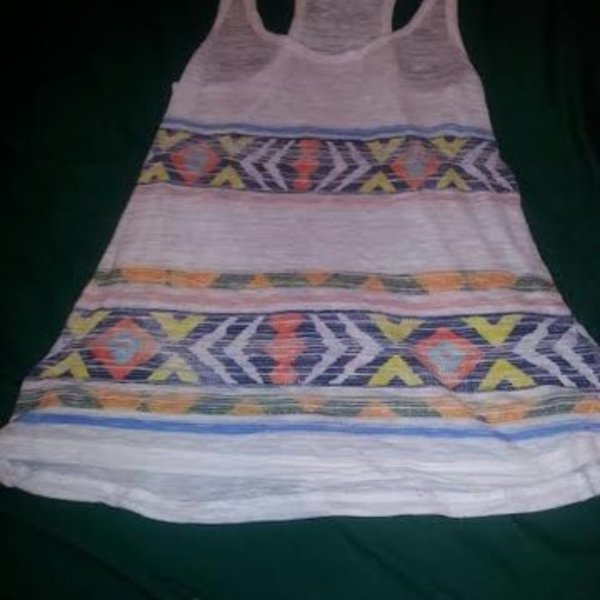 Forever 21 Tribal Tank is being swapped online for free
