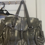 New Grey Bag  is being swapped online for free