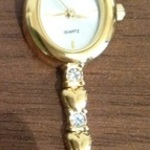 Ingersoll Heart Jewel Wristwatch - One Size. is being swapped online for free
