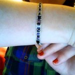 Beautiful beaded bracelet is being swapped online for free