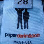 *Authentic PaperDenim&Cloth is being swapped online for free