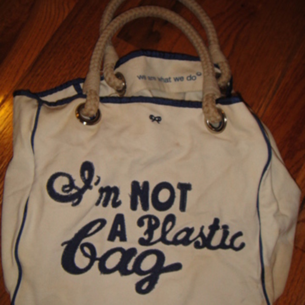 Not A Plastic Bag  is being swapped online for free