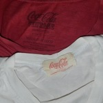 Coca Cola Tee Lot Small is being swapped online for free