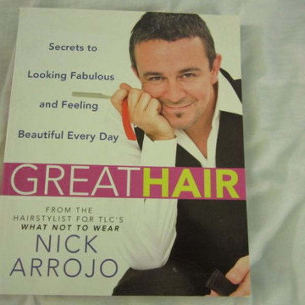 great hair by nick arrojo  is being swapped online for free