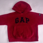Red Gap Hooded Sweatshirt XS is being swapped online for free