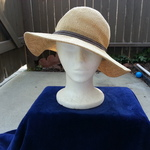 Straw Sun Hat is being swapped online for free