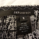 Authentic Jay Godfrey Strapless Dress is being swapped online for free